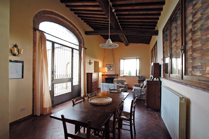 Apartamentos de estilo r stico en el coraz n de la toscana for Dos arredamenti