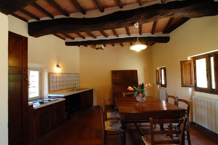 Baños Estilo Toscano: – Apartamentos de estilo rústico en el corazón de la Toscana