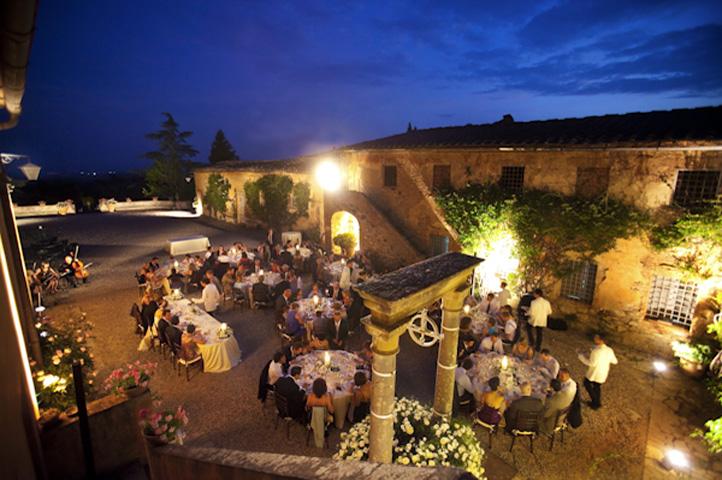 Weddings In Tuscany At Villa Catignano Picture Gallery